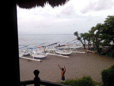 Weekend in Amed Beach, Karangasem Bali Indonesia